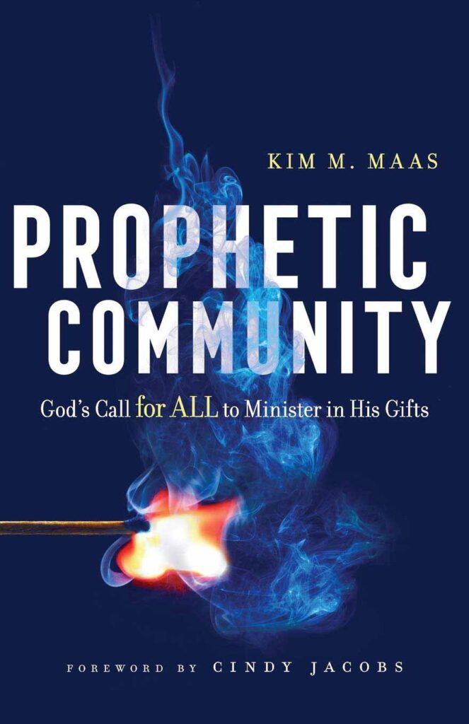 image of Prophetic Community book cover